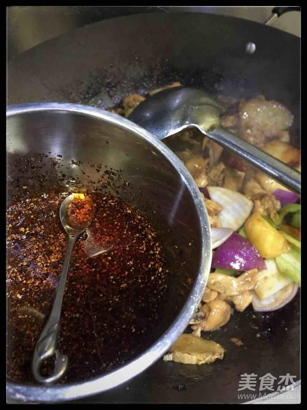 西北大盘鸡怎么煮