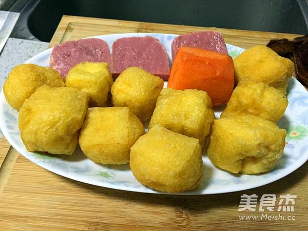 客家酿豆腐的做法大全
