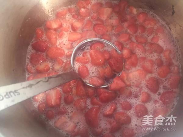 草莓酱的简单做法