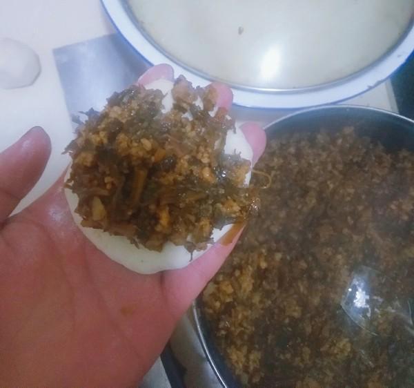 梅干菜烧饼怎么吃