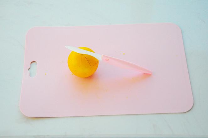 苹果橙子水果拼盘的做法图解