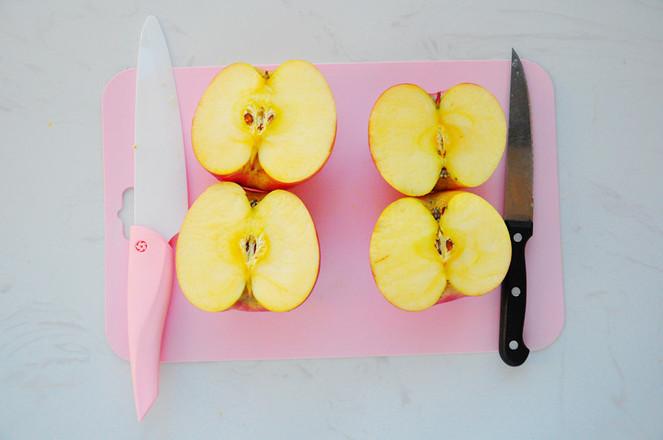 苹果橙子水果拼盘怎么吃