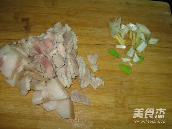 蘑菇炒肉怎么吃