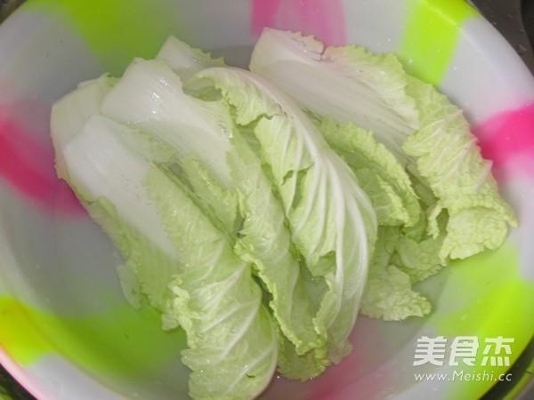 白菜炒冻豆腐的做法大全