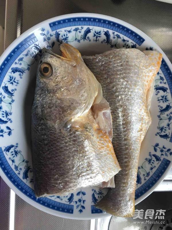 烤黄鱼的做法大全