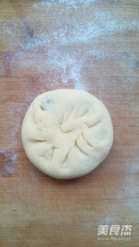 豆沙红薯饼怎么炒