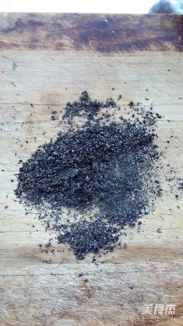 黑芝麻豆沙土司的做法大全