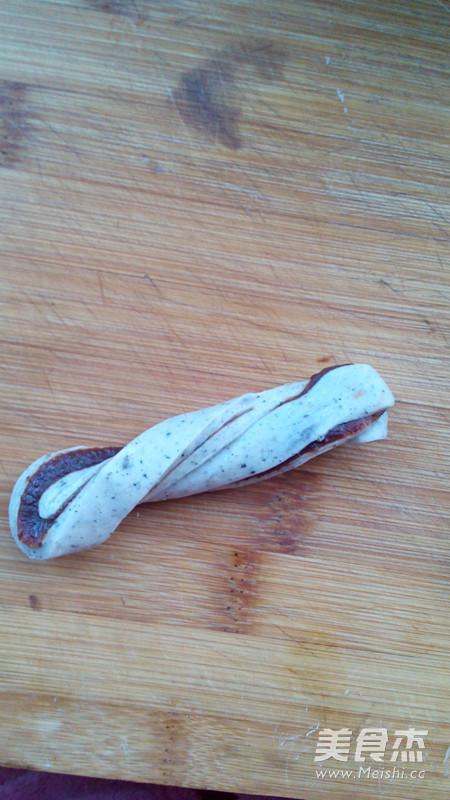 黑芝麻豆沙土司怎样煮