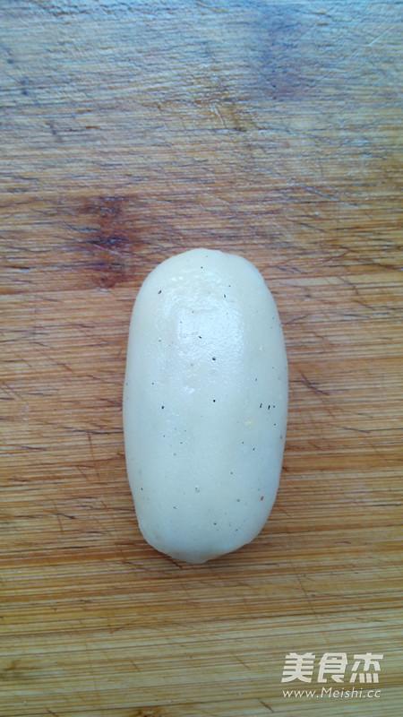 黑白芝麻方酥的制作方法