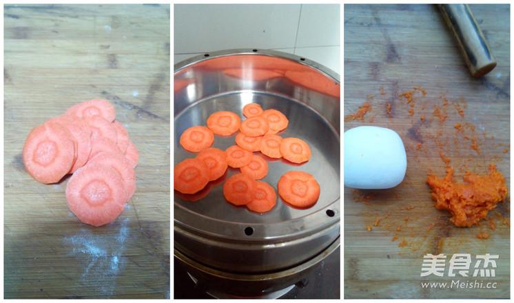 香菇木耳双色饺子的家常做法