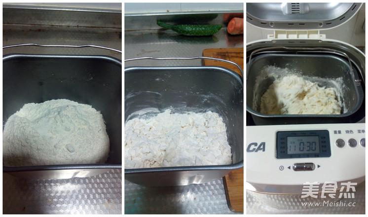 青椒猪肉饺子的简单做法