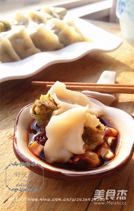 秘制香辣饺子蘸料怎样做