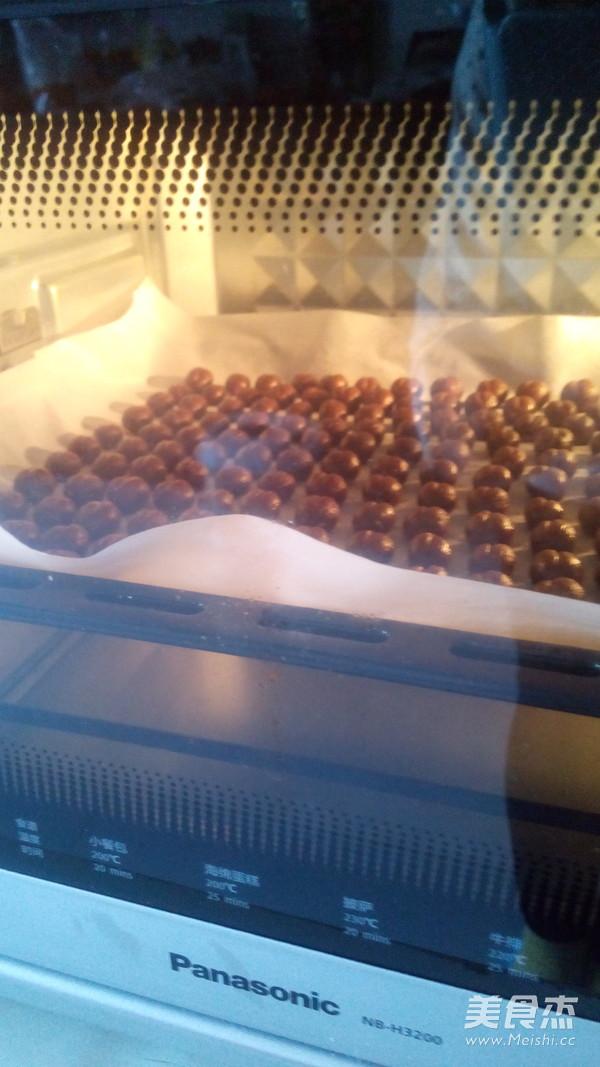 咖啡豆小饼干怎样做