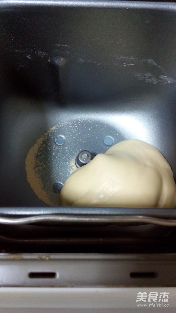 牛奶小面包怎么做