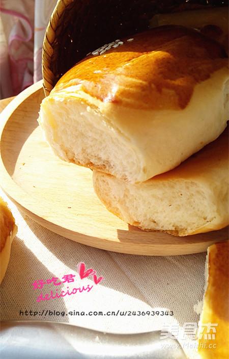牛奶小面包的做法大全