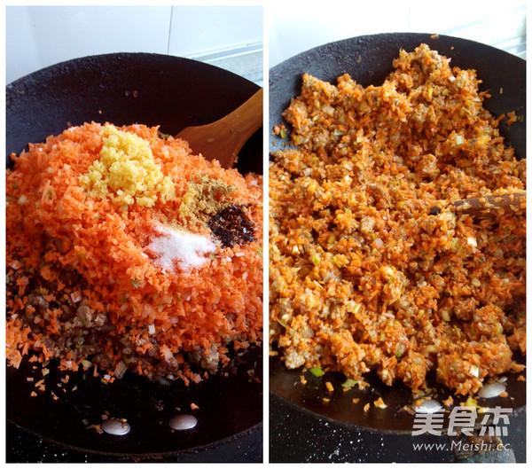 鸡汤胡萝卜饺子怎么吃