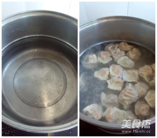 鸡汤胡萝卜饺子怎么煮
