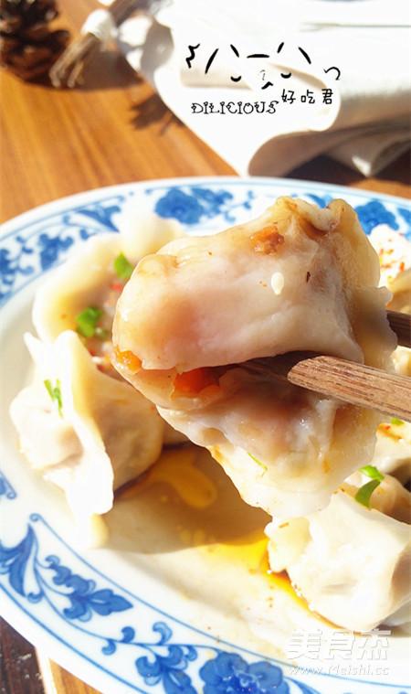 鸡汤胡萝卜饺子怎样煸