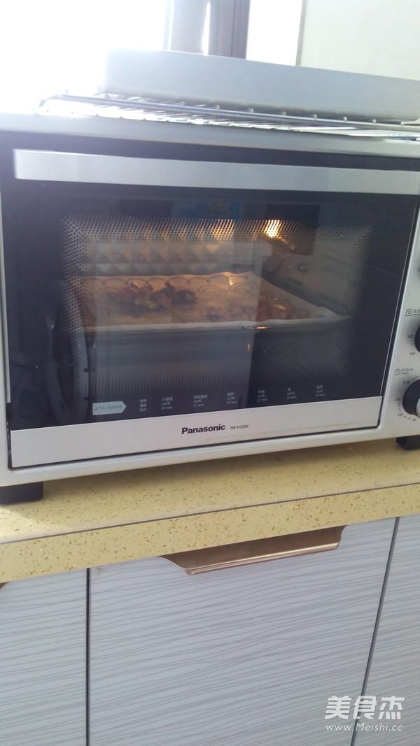 酥皮五仁月饼的做法图解