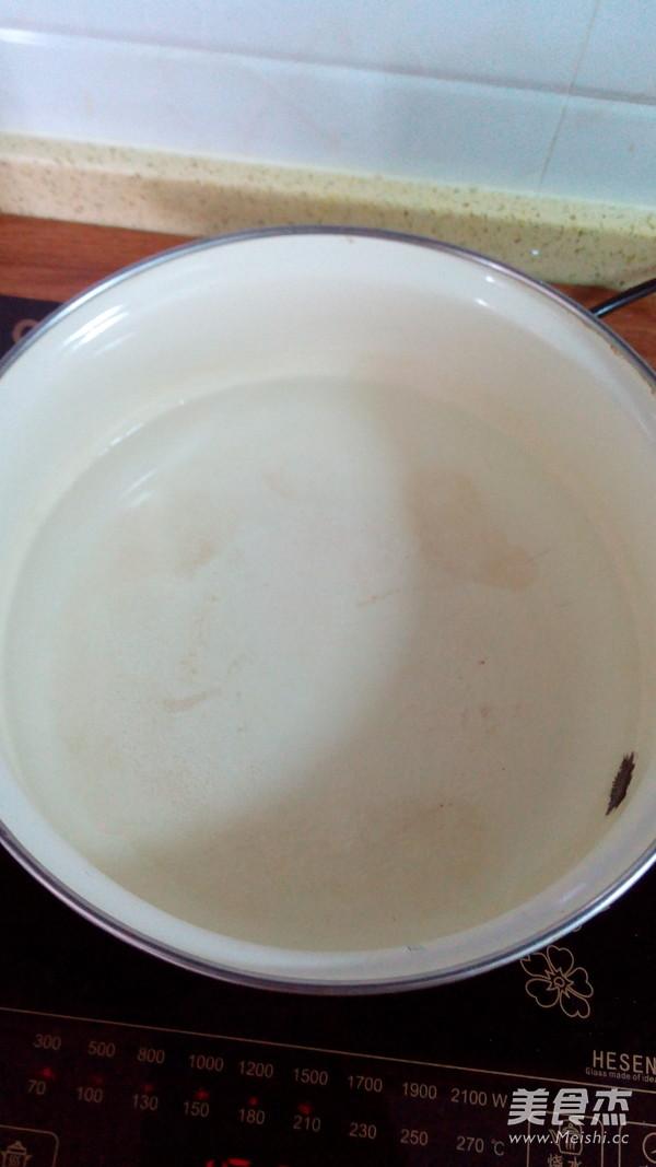 咖喱浓汤火锅怎么做