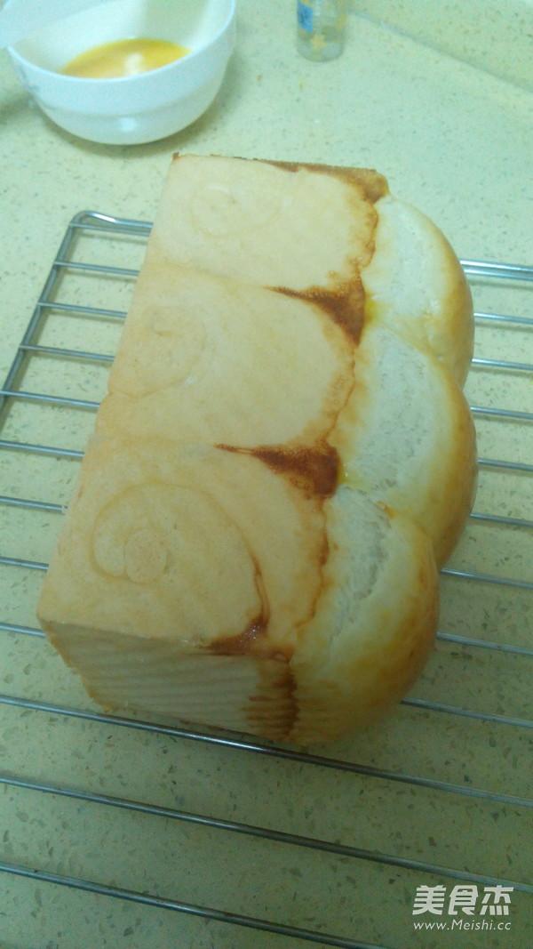鸡蛋三明治的制作方法