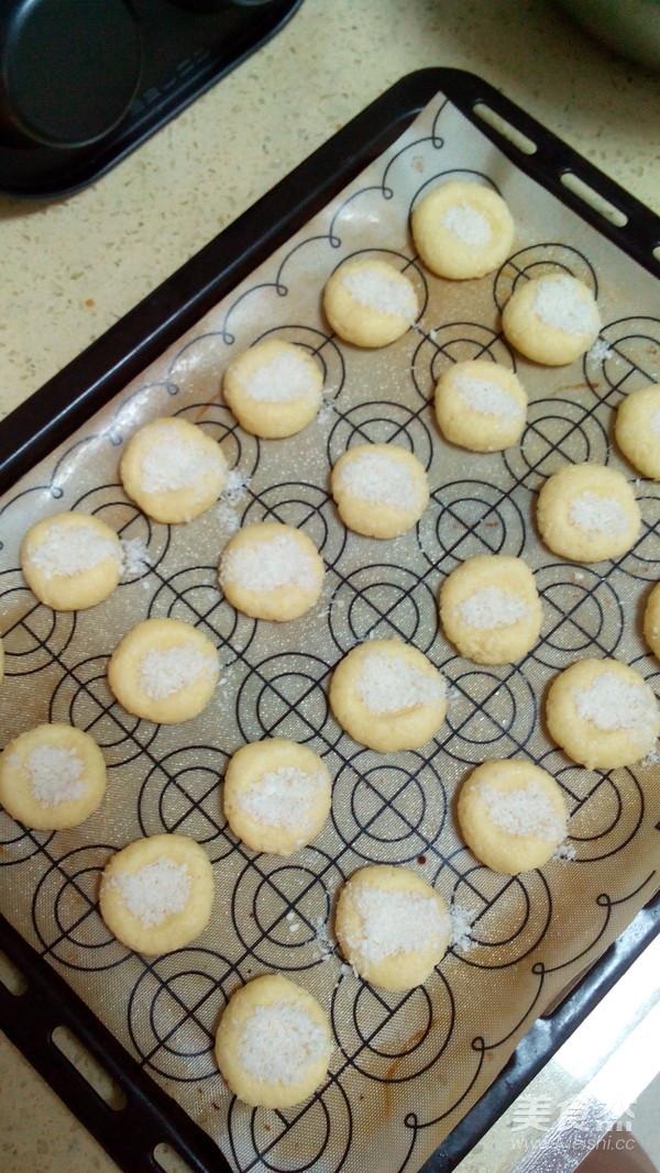 椰蓉小饼干怎样做