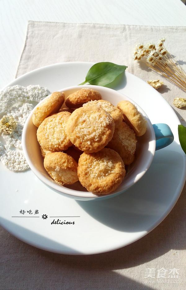 椰蓉小饼干怎样煮