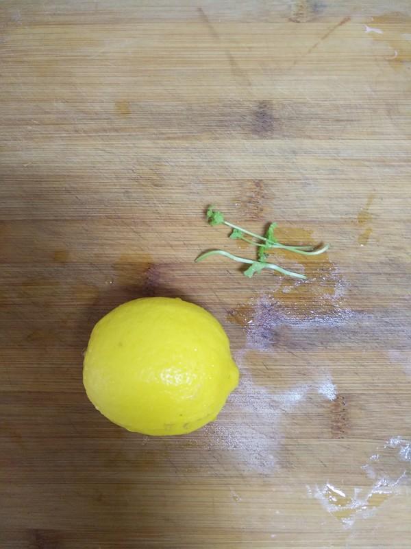 蜜桃柠檬清凉饮怎么做