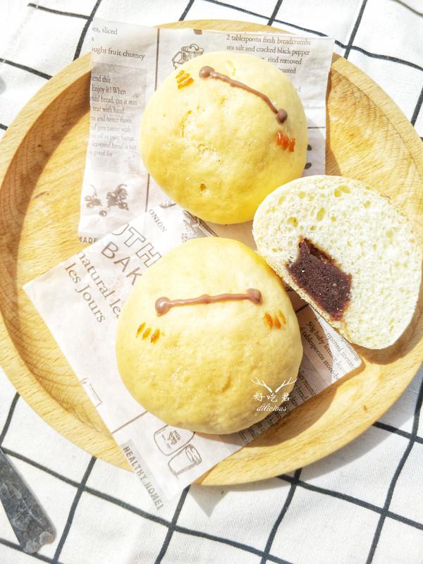 大白豆沙面包怎样炖