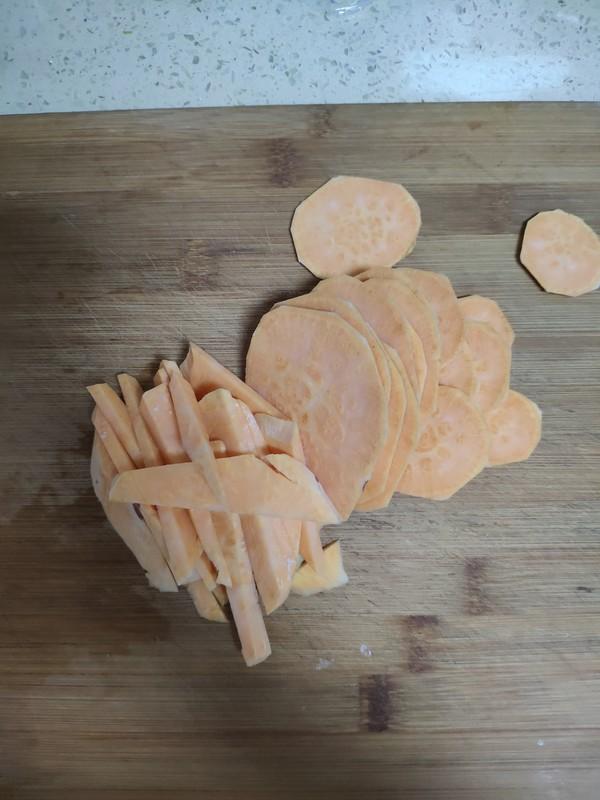 红薯仙豆糕的简单做法