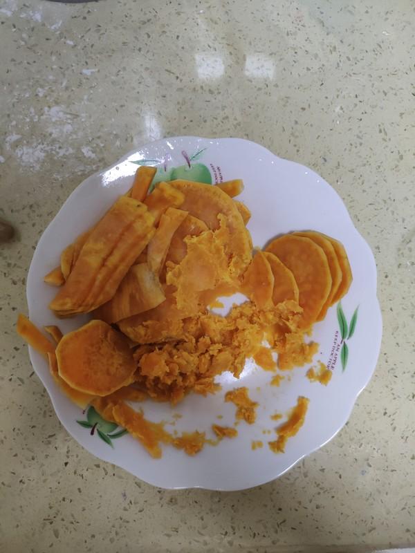 红薯仙豆糕怎么吃