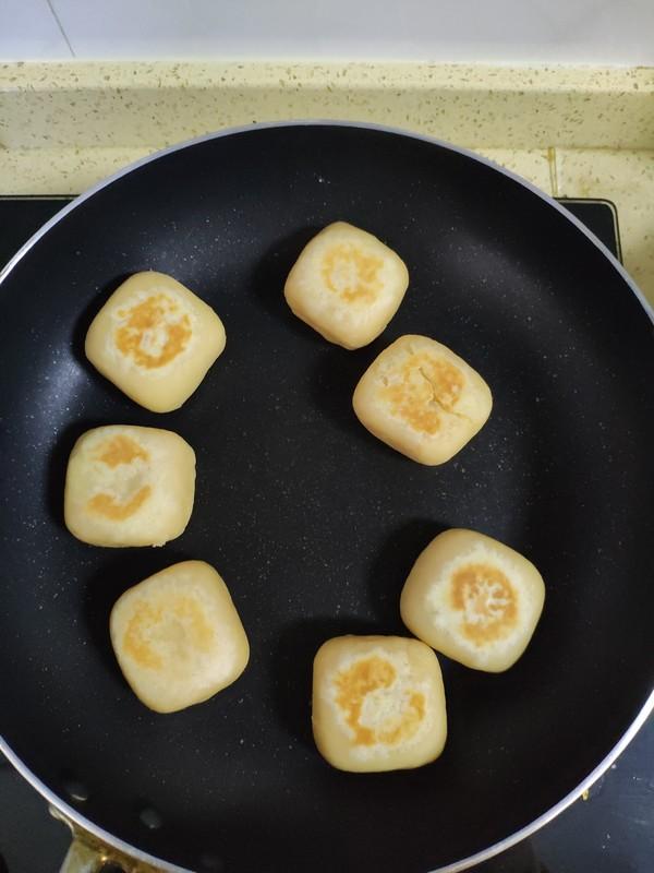 红薯仙豆糕的制作