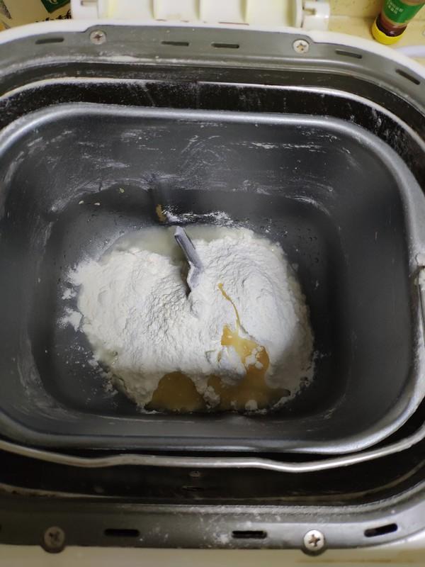 白菜胡萝卜包的简单做法