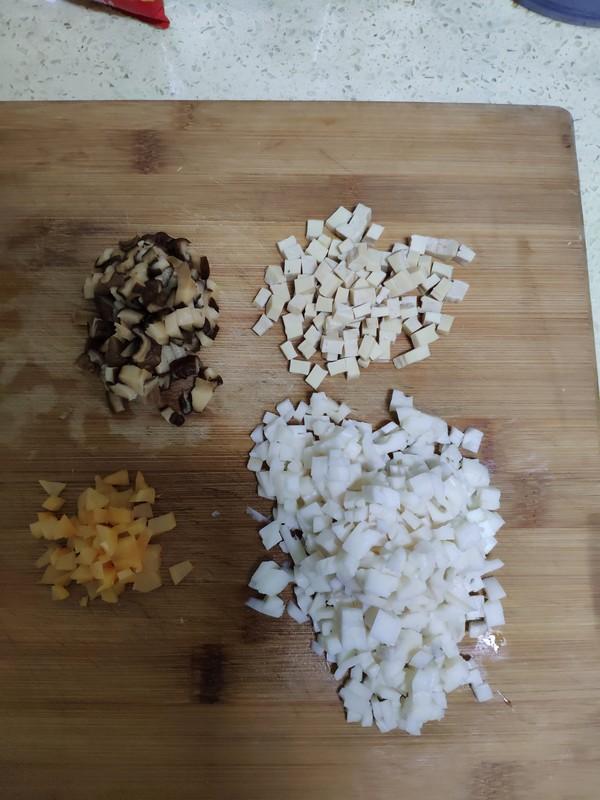 三鲜豆皮的家常做法