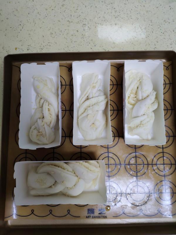 椰蓉小面包的制作