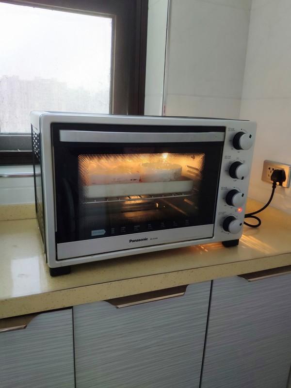椰蓉小面包的制作方法