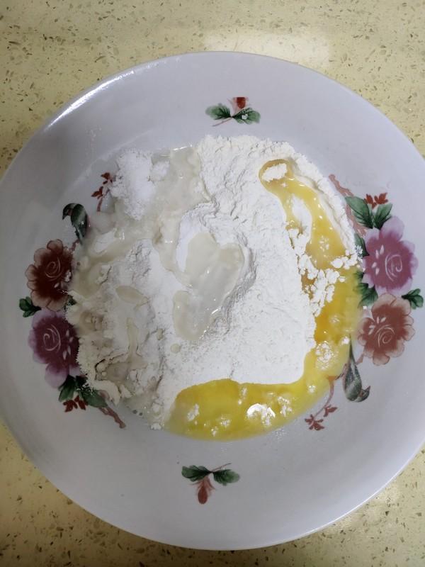 椒盐花卷的做法图解