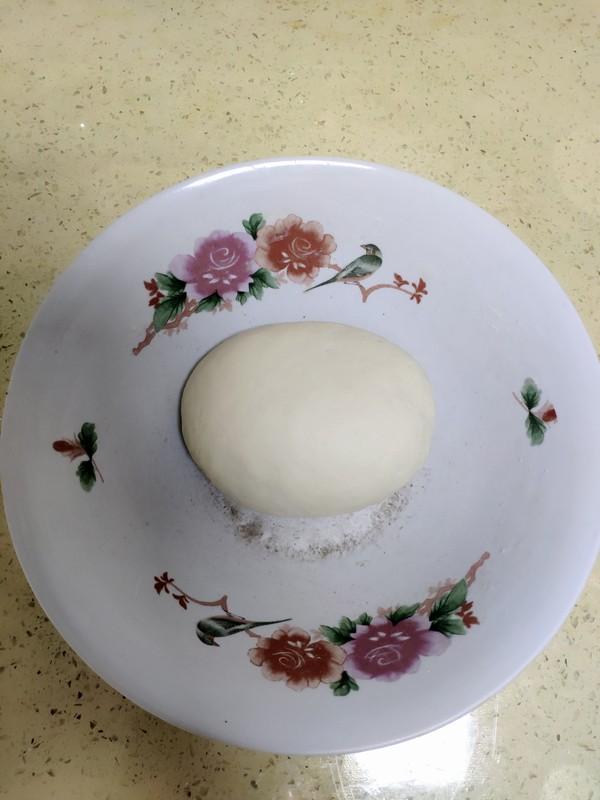 椒盐花卷的家常做法
