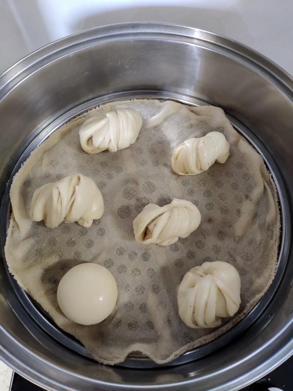 椒盐花卷怎样煮