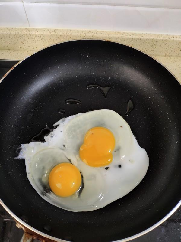 胡萝卜鸡蛋包的做法图解