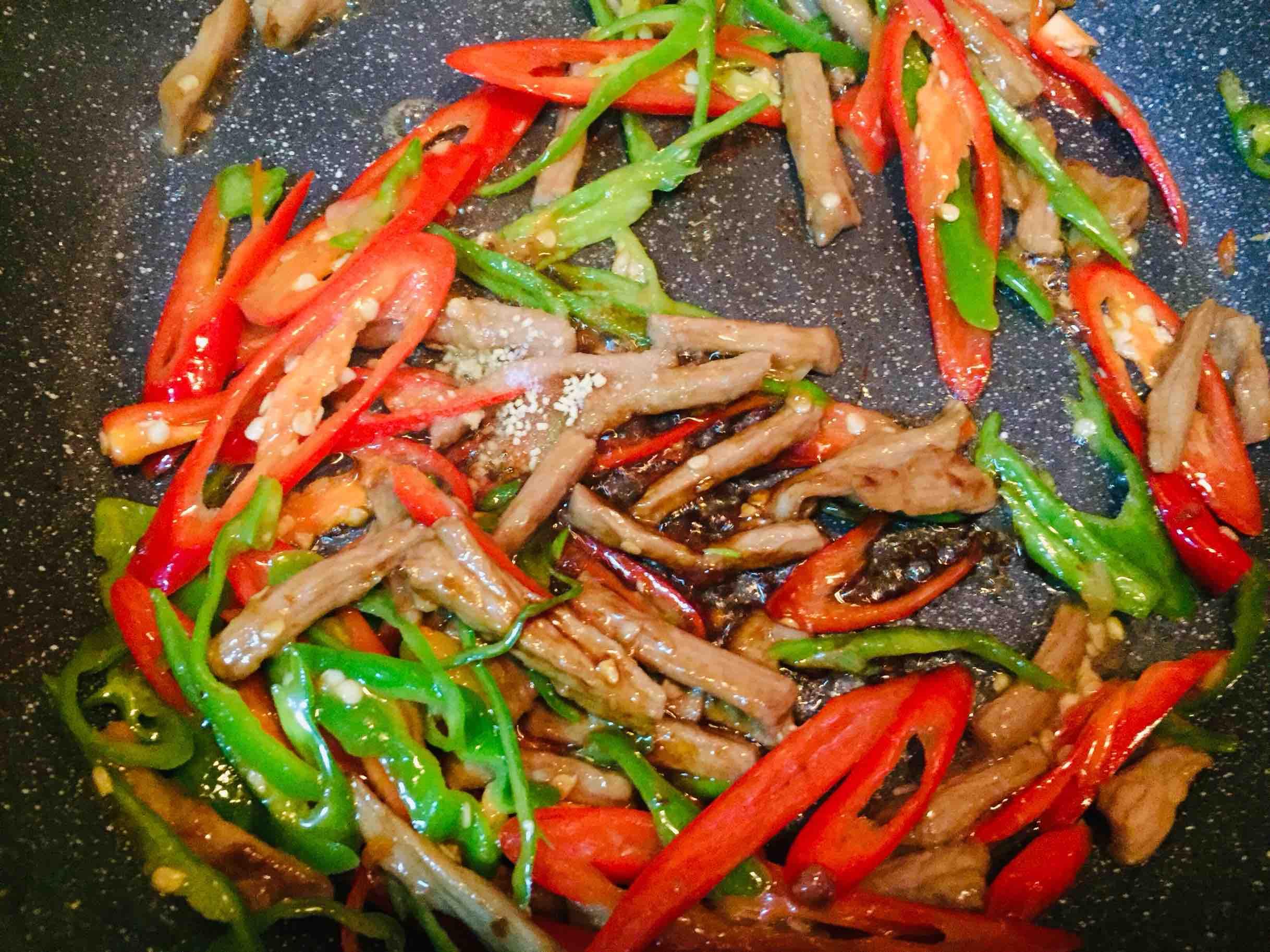 竹笋炒肉怎么炒