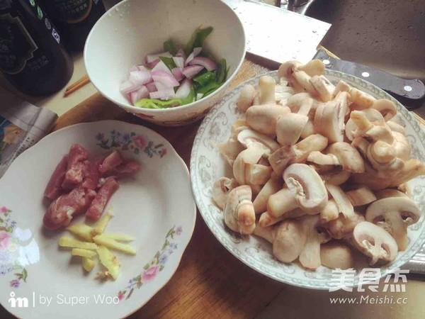 什锦炒蘑菇的做法大全