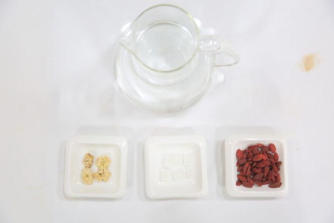 秋-枸杞名目茶的做法大全