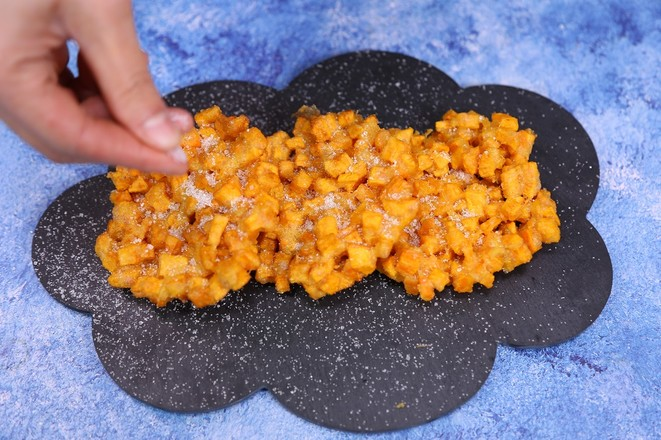 红薯烙的简单做法