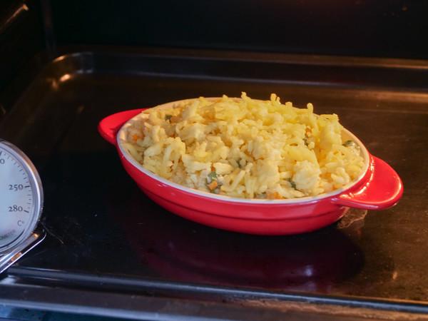 奶酪焗土豆泥怎样做