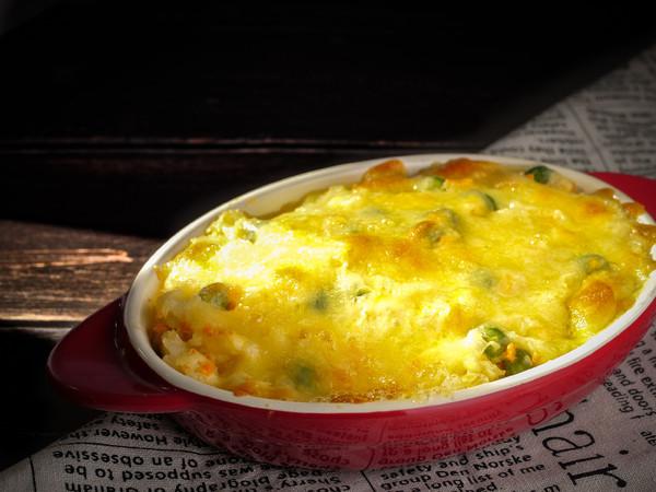 奶酪焗土豆泥怎样炖