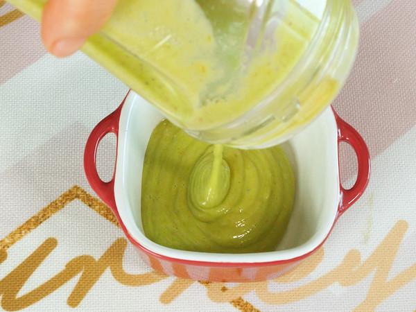 牛油果香蕉蒸糕 宝宝辅食怎么做