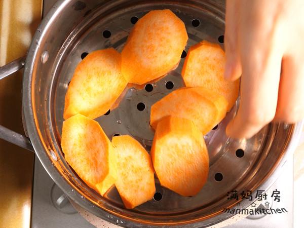 宝宝辅食苹果甜甜圈的做法大全