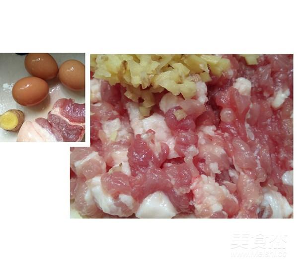 肉糜炖蛋的做法大全