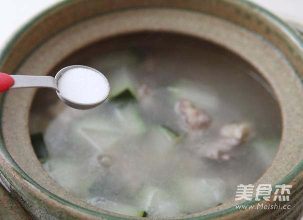 薏米冬瓜排骨汤怎么吃